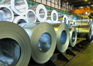 Biggest super structures made of steel
